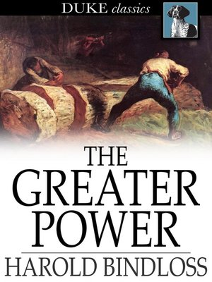 cover image of The Greater Power